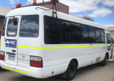 21 Seater Work Bus (BUS001)